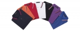 1A丈青、2A橘、3A紅、4A白、5A黑、6A紫、7A寶藍 短袖POLO衫