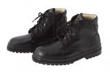 皮革製安全鞋