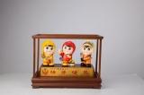 消防寶寶三入 (含框)