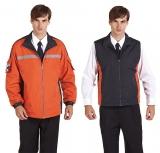 防寒兩件式夾克